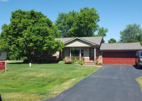 4486  Old Colony Dr,  Flint, MI 48507 by Keller Williams Realty $109,900