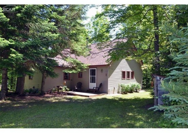 307  Keego Trl,  Mio, MI 48647 by Berkshire Hathaway Homeservices Michigan Real Esta $89,900