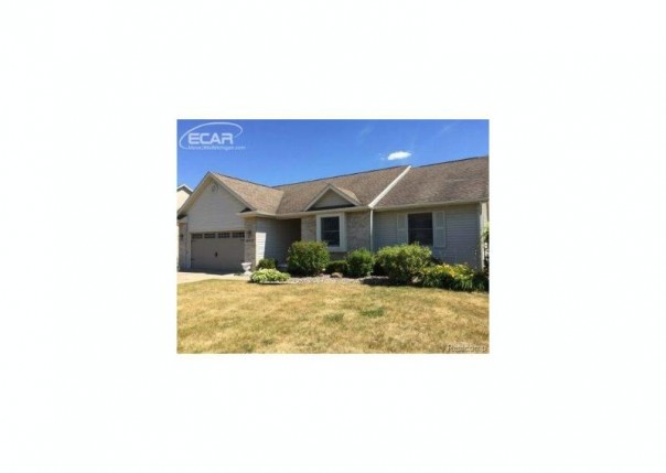 6517  Stonebrook Ln,  Flushing, MI 48433 by Andrea J. Borrow $172,500