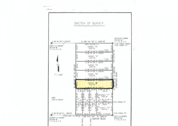 0  Cemetery,  Kingston, MI 48741 by J. Mcleod Realty, Inc. $28,900