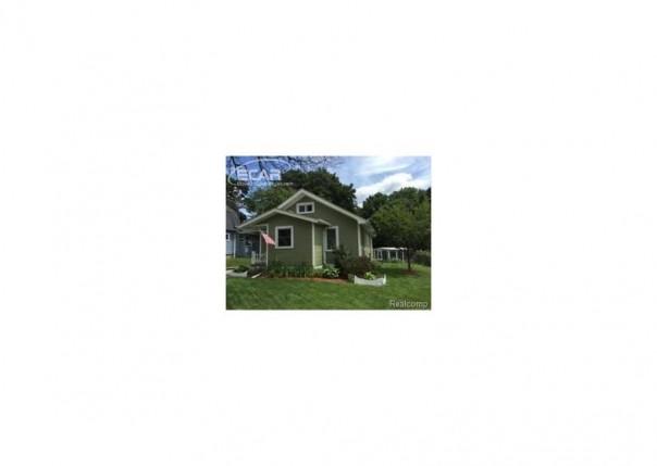 5031  1st St,  Swartz Creek, MI 48473 by Gebrael Management $85,500