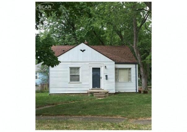 2521  Churchill Ave,  Flint, MI 48506 by Berkshire Hathaway Homeservices Michigan Real Esta $27,500
