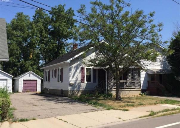 2502  Corunna Rd,  Flint, MI 48503 by Gebrael Management $12,500