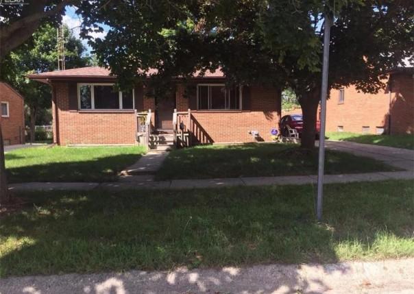 2721 Alpha Way Flint, MI 48506 by Burrell Real Estate Inc. $19,990