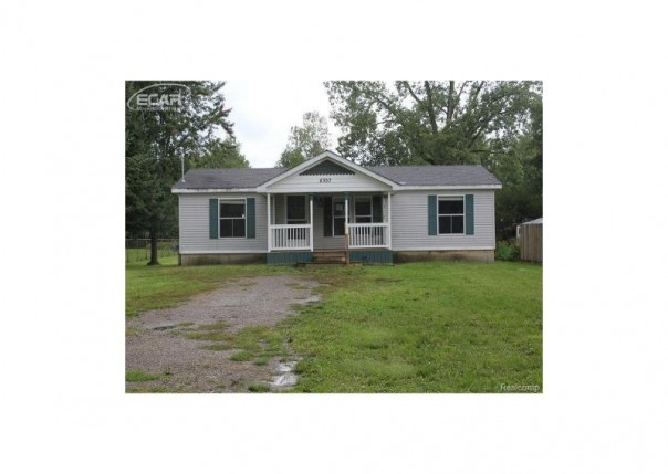 4307 N Belsay Rd,  Flint, MI 48506 by Burrell Real Estate Inc. $38,880