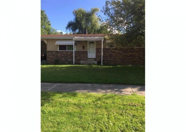 55  Turrill Ave,  Lapeer, MI 48446 by Burrell Real Estate Inc. $119,900