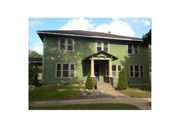 603  Pierson St,  Flint, MI 48503 by Changingstreets.com $17,000