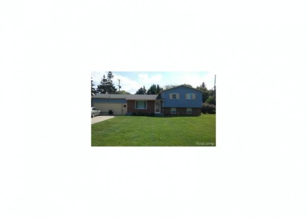 3213 Steeplechase Court Flint, MI 48532 by Prime Real Estate Agency Inc. $55,000