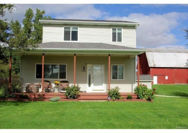 9164 W Baldwin Rd,  Gaines, MI 48436 by Berkshire Hathaway Homeservices Michigan Real Esta $164,900
