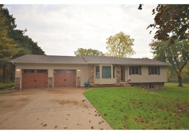 2350  Pero Lake Rd,  Lapeer, MI 48446 by Real Living Tremaine Real Estate.com $200,000