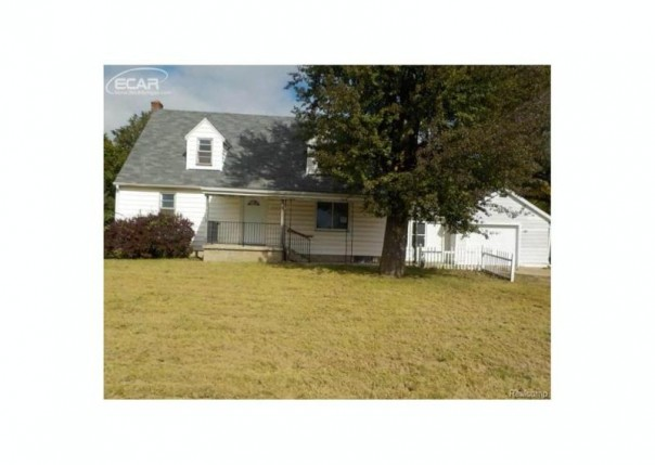 6043 E Coldwater Rd,  Flint, MI 48506 by Changingstreets.com $56,600