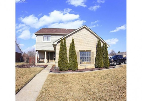 29011  Oakmont Drive,  Chesterfield, MI 48051 by Berkshire Hathaway Homeservices Michigan Real Esta $230,000