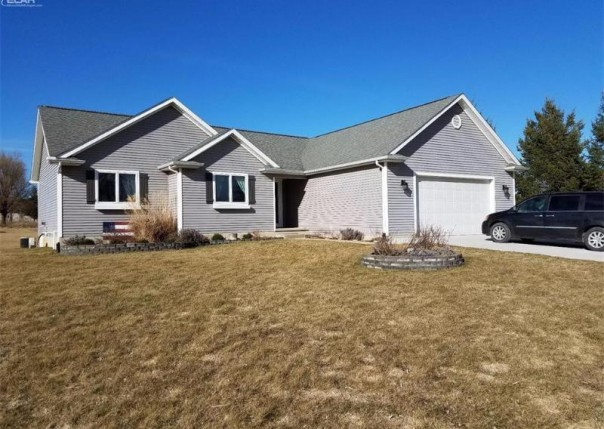 1235 E Coulter Rd,  Lapeer, MI 48446 by Remax Plus $209,900