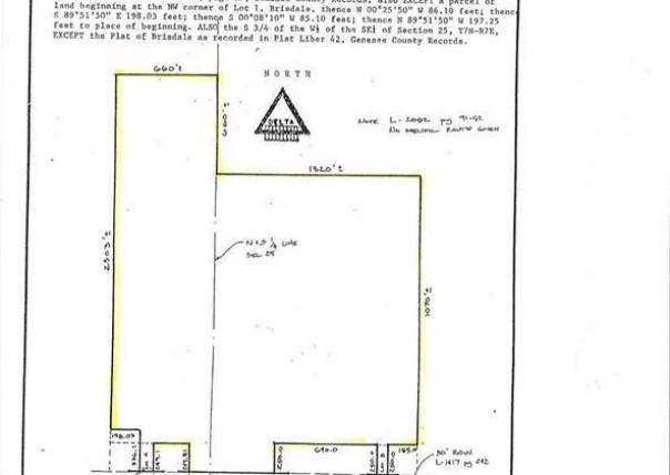 0 E Bristol Rd,  Burton, MI 48519 by Remax Grande $635,000