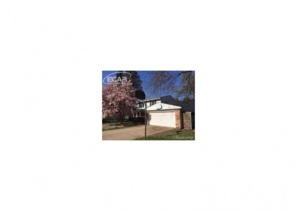 3181  Brentfield Dr,  Flushing, MI 48433 by Remax Town & Country $119,900