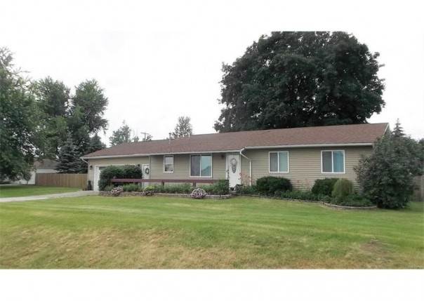 1109  Roods Lake Rd,  Lapeer, MI 48446 by Real Living Tremaine Real Estate.com $155,000