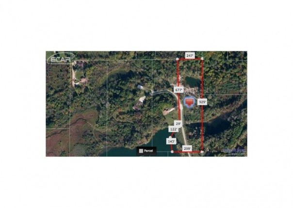 0  Twin Lakes Dr,  Otisville, MI 48755 by Real Living Tremaine Real Estate.com $39,900
