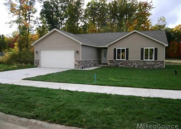 9511 Amy Algonac, MI 48001 by Sine & Monaghan Realtors Real Living $173,900
