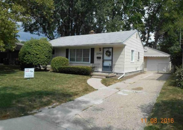 22411 Wildwood St. Clair Shores, MI 48081 by Unity Real Estate $950