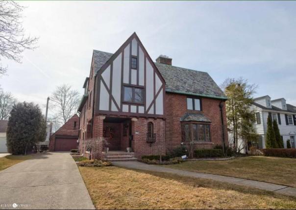 1133 Bishop Rd, Grosse Pointe Park, MI, 48230