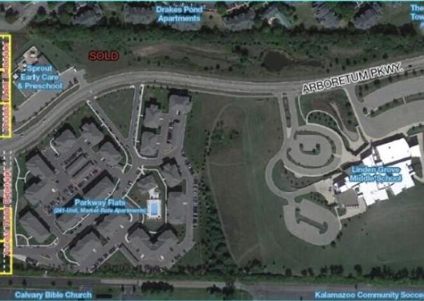 601 S Drake Road Pcl 1,  Kalamazoo, MI 49006 by Bradley Company $500,000
