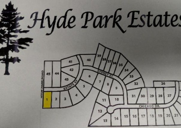 1375 Estate Lot 1, Whitehall, MI, 49461