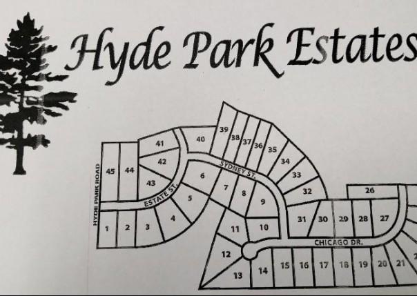 1301 Sydney Street Lot 7,  Whitehall, MI 49461 by Greenridge Realty White Lake $24,900