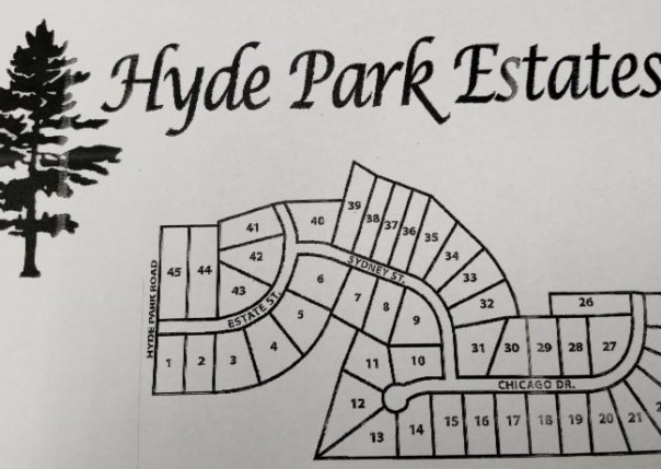 1316 Sydney Street Whitehall, MI 49461 by Greenridge Realty White Lake $25,500