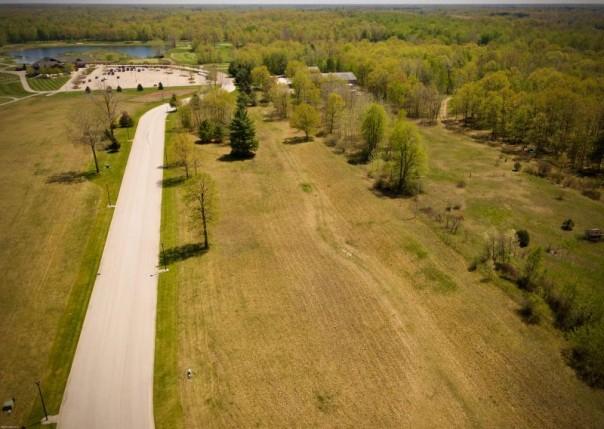 Lot 22 Bucks Run Drive, Mt. Pleasant, MI, 48858