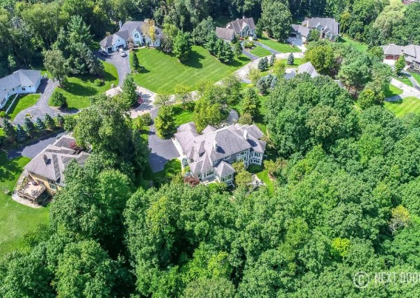 1370 Old Oak Hill, Ada, MI, 49301