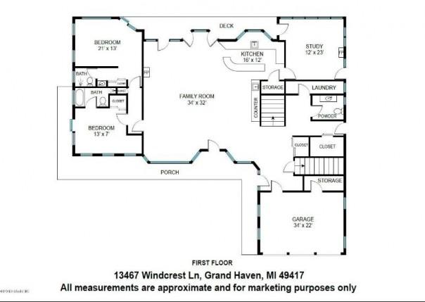 13467 Windcrest, Grand Haven, MI, 49417