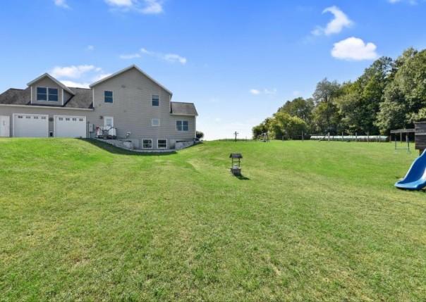 4362 S Vickeryville, Sheridan, MI, 48884