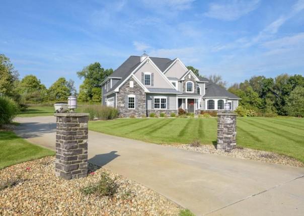 6191 Canterwood, Richland, MI, 49083