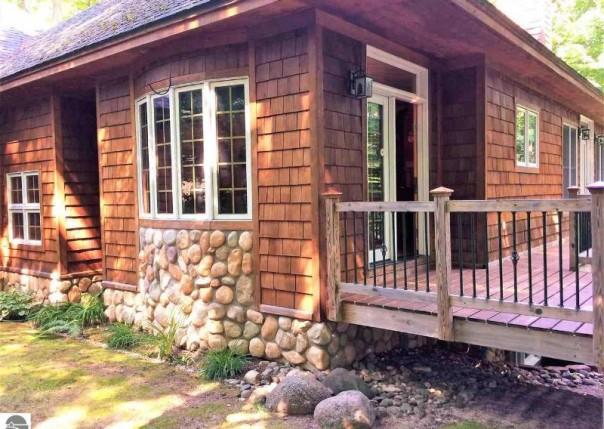 11087 Wood Special Drive, Kewadin, MI, 49648