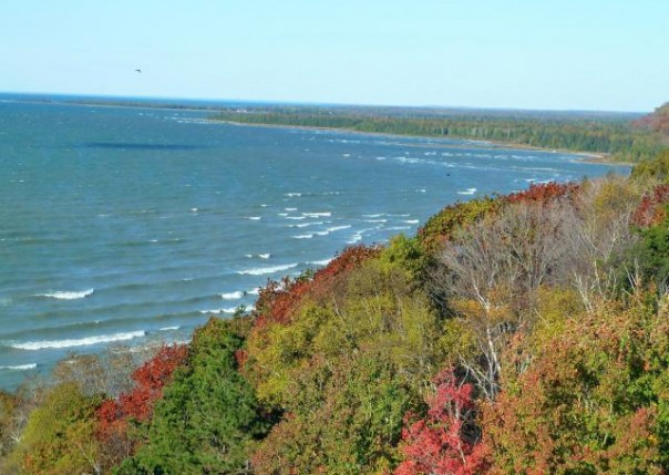 W Us-2 6.87 Acres, St. Ignace, MI, 49781