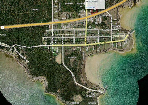 Us-2 Naubinway, MI 49762 by Mackinac Properties, Inc. $10,000