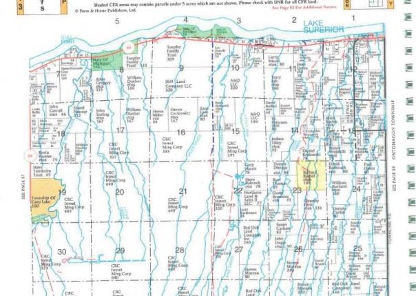 Bolo 145 acres+/-, Ontonagon, MI, 49953