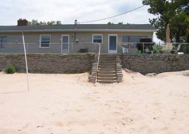 7616 Port Austin Rd. Caseville, MI 48725 by Real Estate One $399,900