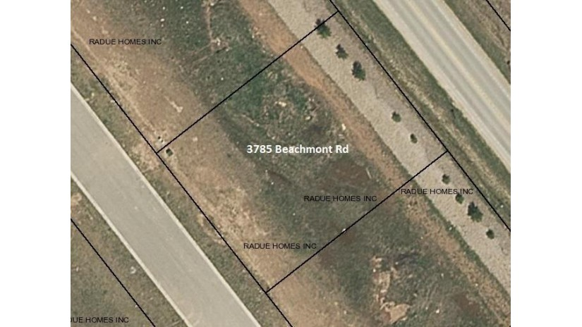3785 BEACHMONT RD Lot 12 Ledgeview, WI 54115 by Radue Realty $79,900