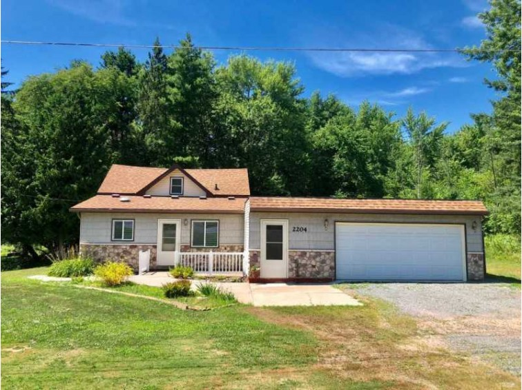 2204 Black River Road, Neillsville, WI by First Weber Real Estate $89,900