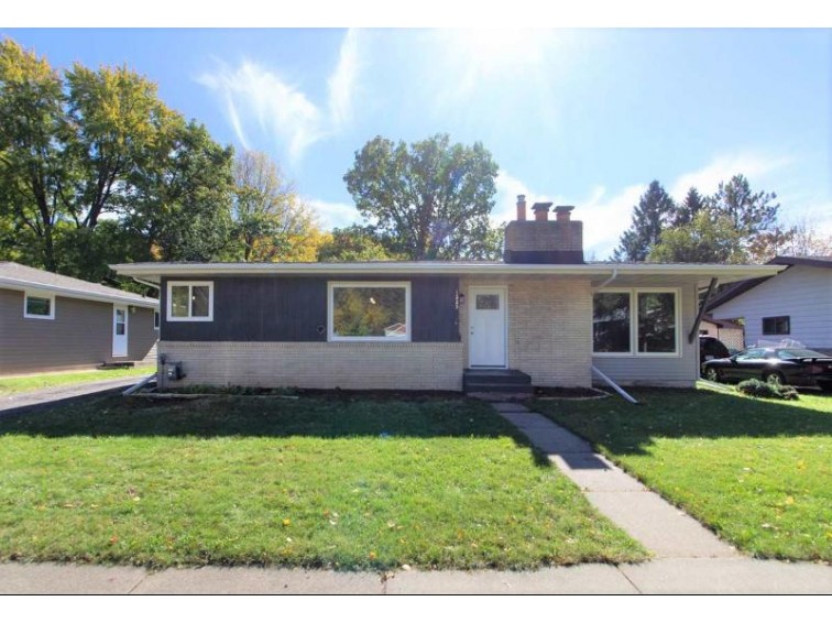 1225 Le Messuier Street, Wausau, WI by Coldwell Banker Action $139,900