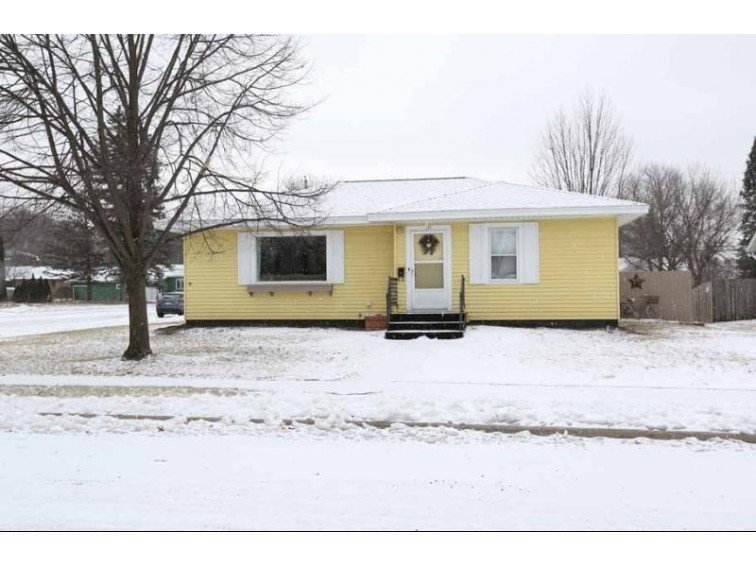 313 Schmidt Avenue, Rothschild, WI by Re/Max Excel $139,900