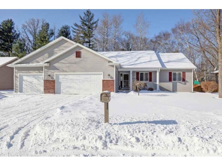 316 S 68th Avenue, Wausau, WI by Re/Max Excel $279,900