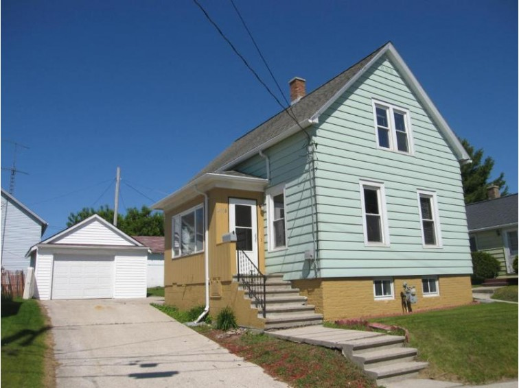 2006 East River St, Two Rivers, WI by Brigham Real Estate $33,500