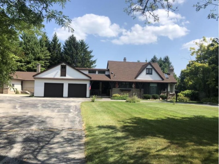 4127 Gass Lake Rd, Newton, WI by Coldwell Banker The Real Estate Group $167,500