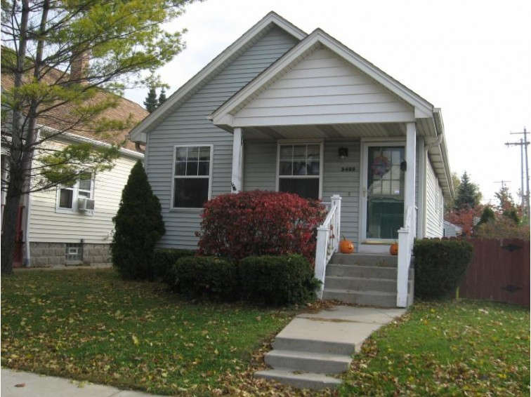 3480 S 15th Pl, Milwaukee, WI by Re/Max Realty 100 $119,900