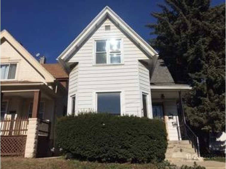 3124 W Greenfield Ave, Milwaukee, WI by Kapital Real Estate Llc $79,900