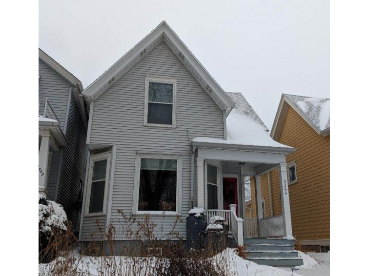 3344 N Cambridge Ave, Milwaukee, WI by Coldwell Banker Residential Brokerage $199,900
