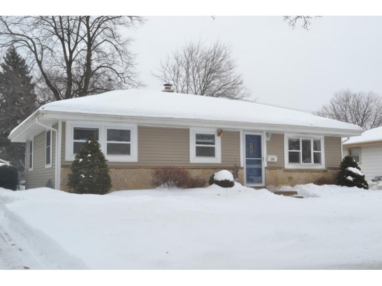 3348 S 73rd St, Milwaukee, WI by Shorewest Realtors, Inc. $184,900