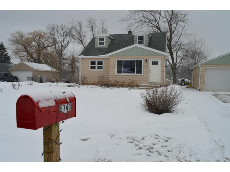 5740 S 21st St, Milwaukee, WI by Bluebell Realty $164,900